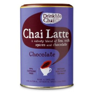 Drink me Chai Latte - Chocolade